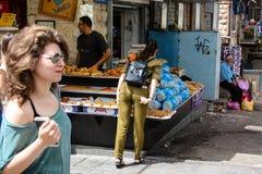 以色列的颜色 库存图片