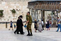 以色列的颜色 免版税库存照片