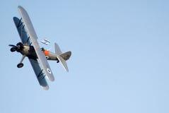 以色列空军飞行表演 免版税库存图片