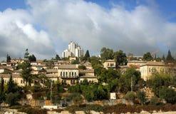 以色列耶路撒冷 免版税库存照片