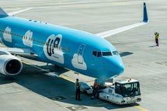以色列航空公司以色列航空公司 免版税库存图片