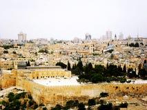 以色列,耶路撒冷,中东,被建立的结构,教会 免版税库存图片