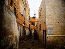 以色列,耶路撒冷,中东,被建立的结构,教会 图库摄影