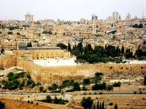 以色列,耶路撒冷,中东,阿克萨清真寺,被建立的结构, 库存图片