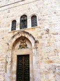 以色列,耶路撒冷,圣墓教堂 免版税库存图片