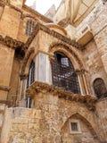 以色列,耶路撒冷,圣墓教堂 免版税图库摄影