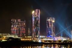 仪式城市梦想空缺数目 免版税图库摄影