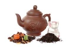 仪式茶 免版税图库摄影