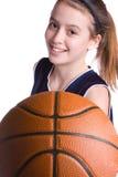 任何人篮球 免版税库存图片