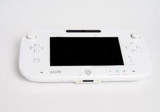 任天堂Wii U 库存照片