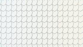 任意地被挤压的多角形抽象几何纹理  免版税库存图片