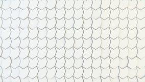 任意地被挤压的多角形抽象几何纹理  免版税图库摄影