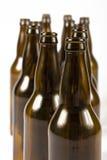 任意的啤酒瓶 免版税库存图片