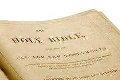 仿古圣经 免版税库存照片