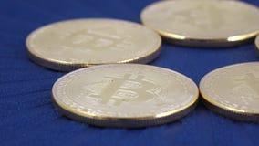 仿效bitcoins的硬币 股票录像