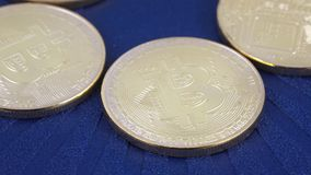 仿效bitcoins的硬币 股票视频