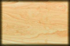 仿造木老从上面的无缝的看法 免版税库存照片