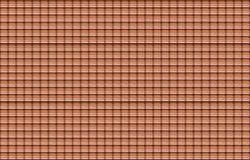 仿造棕色蜂窝图象木日志不尽的重复滤栅 免版税库存图片