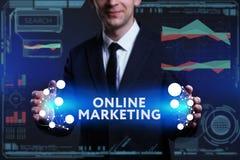 企业、技术、互联网和网络概念 年轻busine 库存照片