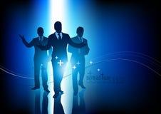 企业专业人员小组 免版税库存照片