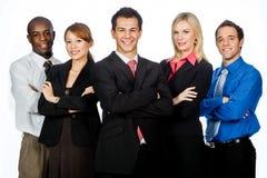 企业专业人员 免版税库存图片