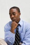 企业专业年轻人 免版税库存图片