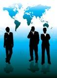 企业世界 免版税图库摄影