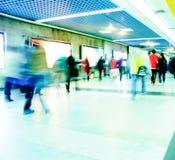 企业乘客结构 免版税库存照片