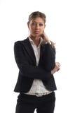 企业了不起的查找的妇女 免版税库存照片