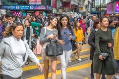 企业亚洲人妇女 库存图片