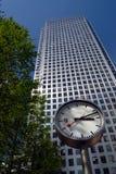 企业伦敦时间 免版税库存图片