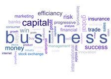企业例证 免版税图库摄影