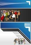企业例证JPG人向量 图库摄影