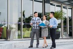 企业例证JPG人向量 免版税库存照片