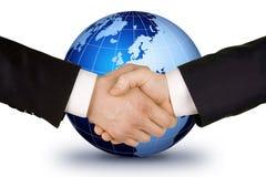 企业信号交换 免版税库存照片