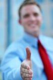 企业信号交换 免版税库存图片