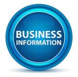 企业信息眼珠蓝色圆的按钮 皇族释放例证