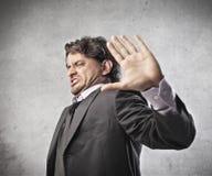 企业分歧 库存图片