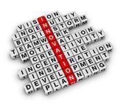 企业创新 免版税图库摄影