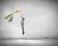 企业刺激 免版税库存图片