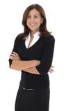 企业前辈妇女 免版税库存照片