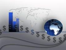 企业动力 免版税库存图片