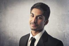企业印地安人 免版税库存照片