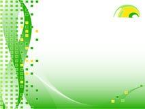 企业向量背景 免版税库存照片