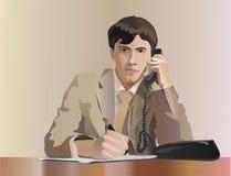 企业向量 免版税库存图片