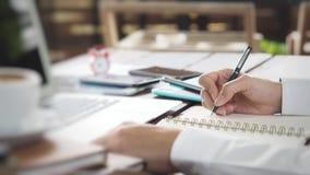 企业和教育背景 免版税库存照片