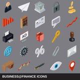 企业和财务平的等量象 皇族释放例证