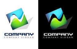企业商标 免版税库存图片