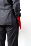 企业圣诞节 免版税库存图片