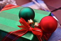 企业圣诞节 库存照片